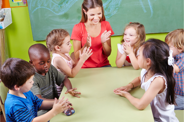 Know Why Small Class Size is Best for your Preschooler