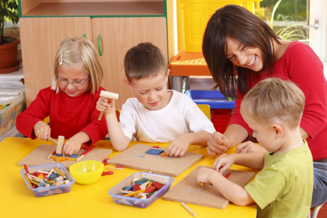 How Early Childhood Education Helps a Child Develop his Life Skills